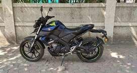 Yamaha MT 150 Model 2019 Dicember Single owner.