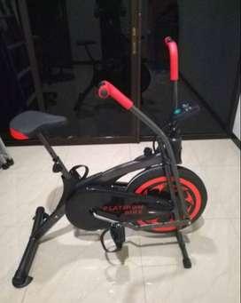 SF fitness grosier >> Sepeda platinum bike total