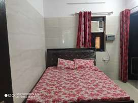 1RK Semi furnished flat for rent in sector 16 Dwarka