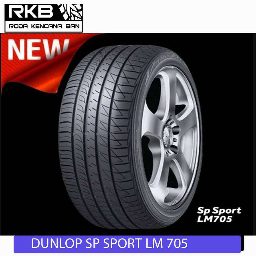 Dunlop Sp Sport LM705  205/65 R16 Ban Mobil Innova Reborn 0