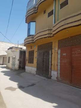 Double Story (Two Set) House for Rent in T.V colony,  Saddar,  Pesh.