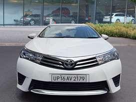 Toyota Corolla Altis G Diesel, 2014, Diesel