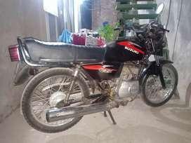 Suzuki trs tahun 1987 kondisi mulus