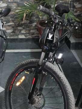 Viva 5.0 SX like brand new cycle geared