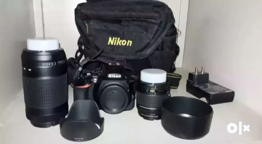 Nikon camera new in condition 0