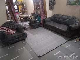 Hevi sofa 3 pis