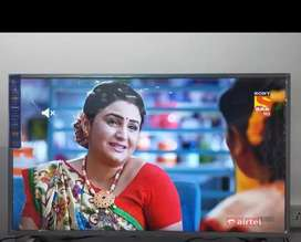 40 smart android led tv  12500 with 1 year warrenty