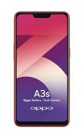Oppo a3s 3gb ram 32gb memory with full box