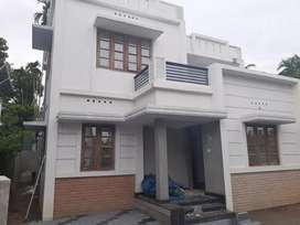 Aluva muppathadam, new house