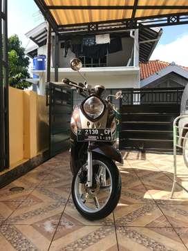 Yamaha fino 125 2017