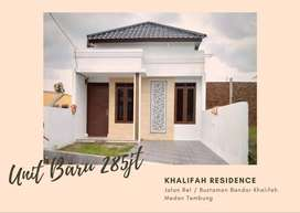Khalifah Residence.. Hunian Mewah Klasik Minimalis Strategiss di Medan