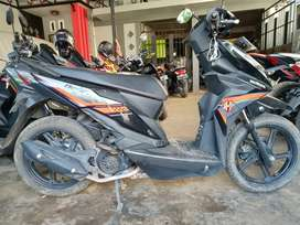 Honda beat eco 2018 black..