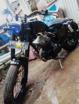 Qj.250cc ss lgkp plat.B TT/BT/mahar