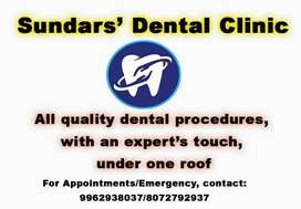 NEW YEAR OFFER!! Smile away with heavy discounted Dental treatments