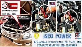 Mantap Mobil semakin Bertenaga dan Lebih IRIT BBM Hanya dg ISEO