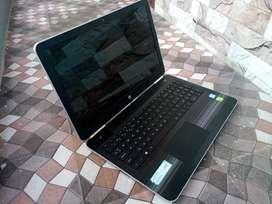 Notebook HP i5- 7th Gen - 4gb DDR4 RAM- 500 GB HDD colour siLVER