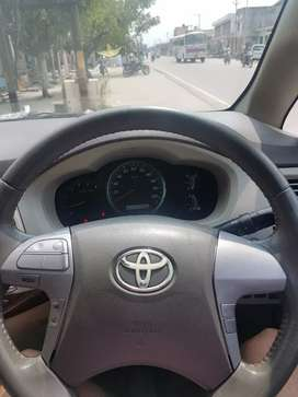 Sale my new innova car  new tyres showroom condition