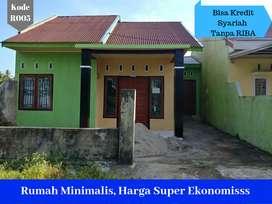 Rumah Minimalis Murah Di Padang, Harga Super Ekonomisss..