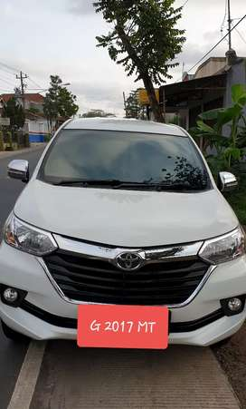 Low KM Avanza G MT 2017