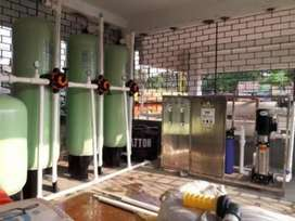 Iron Removal Plant, RO Plant, 20ltr water buisness plant