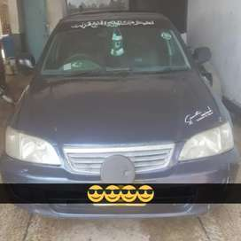 Honda city 2002 demand 7 lakh
