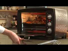 Imported 34 Counter-top home baking toaster electric Toaster Oven