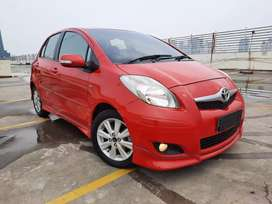 Toyota Yaris S Limited 2010 A/T ( Musuh Jazz )