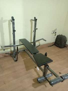 5 in 1 bench