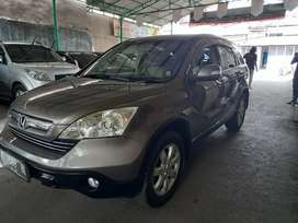 Honda CRV 2.4 AT 2008 CRV
