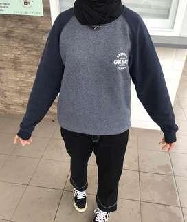 crewneck, hoodie second (murah tapi ga murahan)