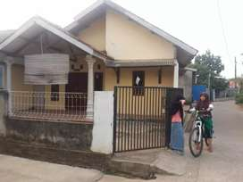 Rumah luas tnh 120/80 Rawakalong Bogor