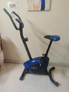 Compact Indoor Exercise Cycle in good working condition