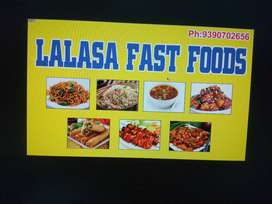 Fast food center