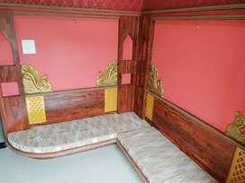 3bhk full furnish Flat