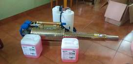 FOGGING MACHINE With Chemicals for sale