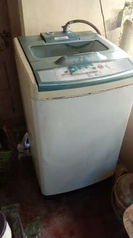Samsung fully automatic washing machine6kg