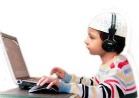 Online teaching Quran
