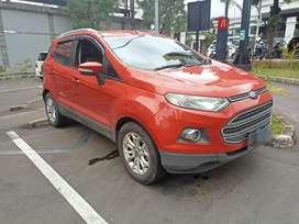 Dijua Cepat Ford Ecosport Titanium 2014 Orange Kesayangan