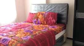 Apartemen di bandung gateway pasteur sewa harian murah type 2 bedroom