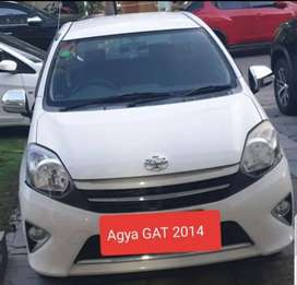 Toyota Agya GAT