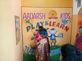 Female Teacher Required For Play school KG classes