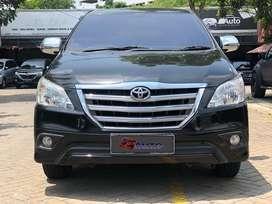 Toyota Kijang Innova G 2.0 AT 2014 Full Ori