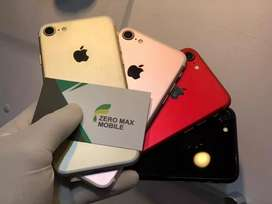Iphone 7 128GB (PTA Approve) just phone and charger
