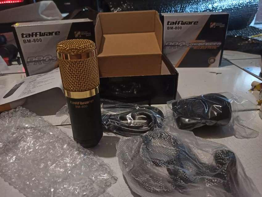 Microphone condenser BM800 0