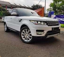 Landrover Range Rover RR Sport 3.0 V6 HSE 2014 3TV GPS Camera PBD