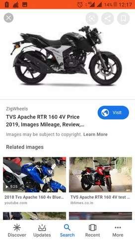 Relocating , brand new appachi bike 160v double disk