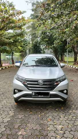 Toyota Rush 2018 G AT 1.5 Silver