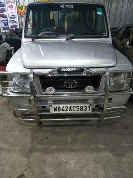 Tata Sumo Gold EX BS-IV, 2015, Diesel