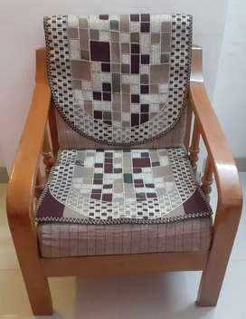 Teak wood Sofa set for sale