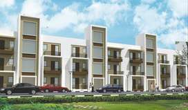 3 BHK ready to move flats In Gated Society At Dera Bassi